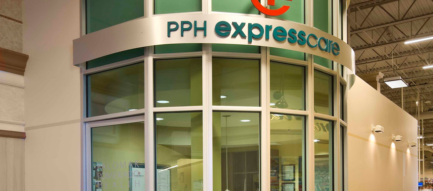 PPH Opens Two Walk In Retail Health Centers