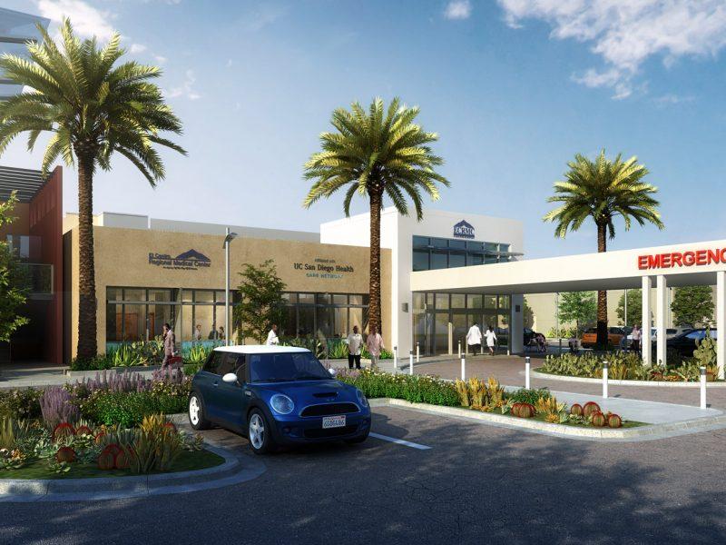 El Centro Regional Medical Center Emergency Department Expansion