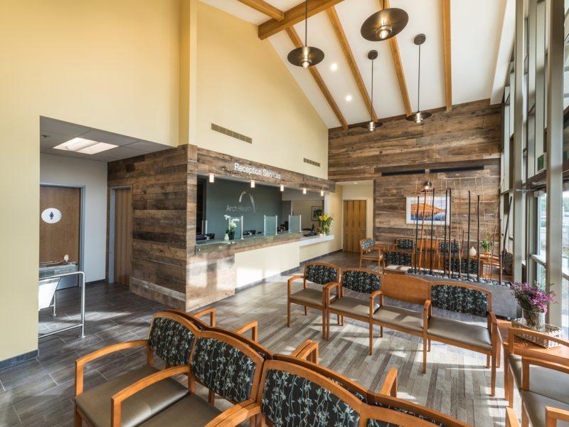 Palomar Health Medical Building Ramona - Mascari Warner Architects