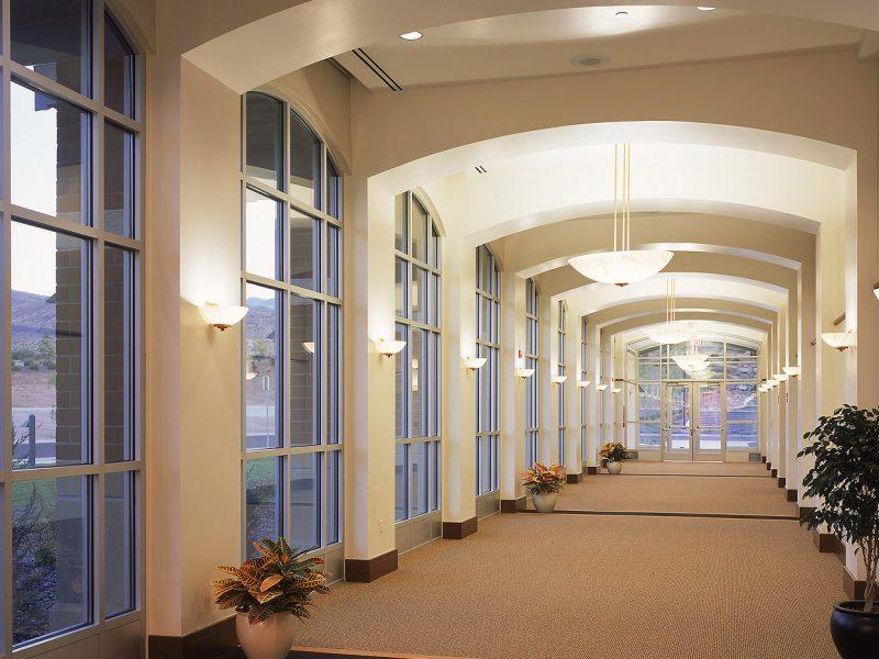 Saint Mary's Galena corridor