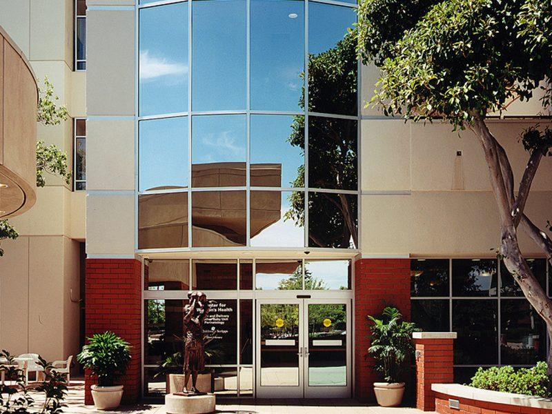Scripps Memorial Center for Womens Health - Exterior