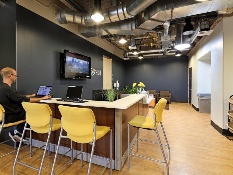 Scripps Memorial Hospital La Jolla - Human Resources - Mascari Warner Architects
