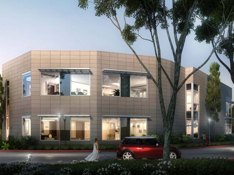 South Elevation - Mascari Warner Architects 2