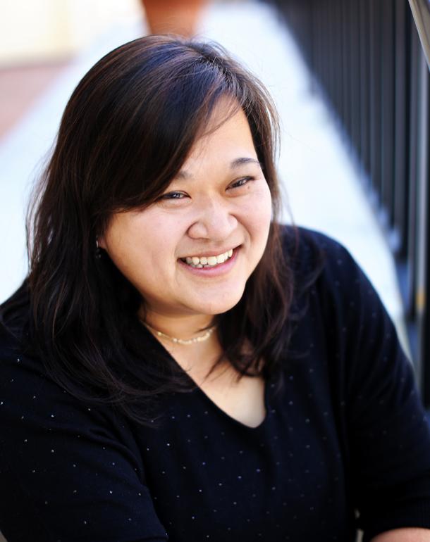 Yvette Wu fun