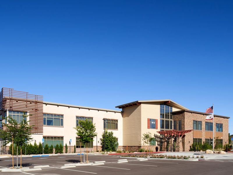 Mountain Health New Family Medicine Center 1