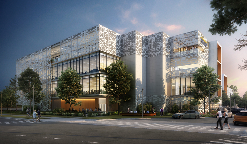 Sharp Executive Offices Healthcare Training Facility Expansion and Remodel - Mascari Warner Dinh Architects